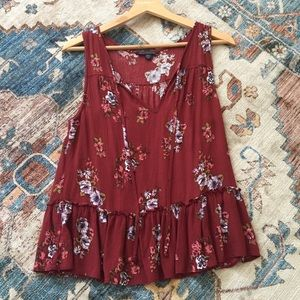 AmericN Eagle Outfitters sleeveless blouse